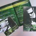 brochure designs corporate brochure design services orange line